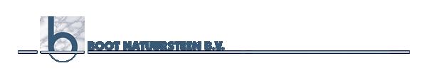 Boot Natuursteen Logo partner